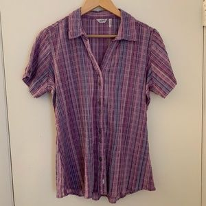 Woolrich Crinkle Button-up Shirt